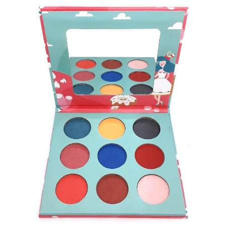 Paleta 9 sombras cor 4 - Mylife Teen