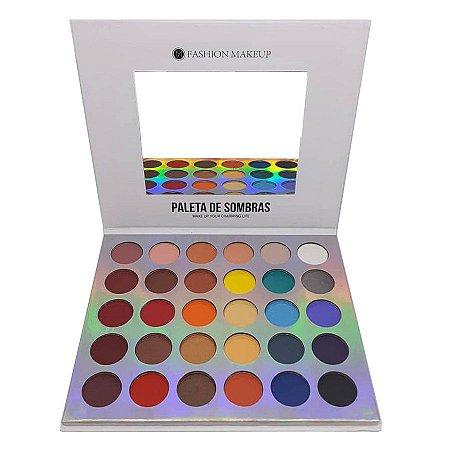 Paleta 30 cores de sombras - Mylife