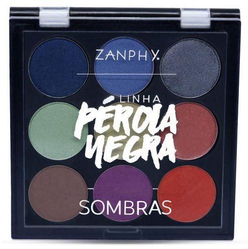 Paleta de sombra Pérola Negra 2 - Zanphy