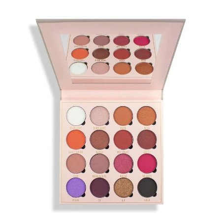 Paleta de Sombras Belle Jorden - Makeup Obssesion