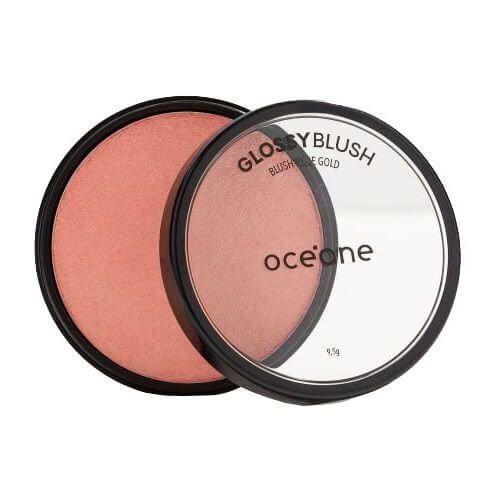 Blush Glossy Rose Gold - Oceane