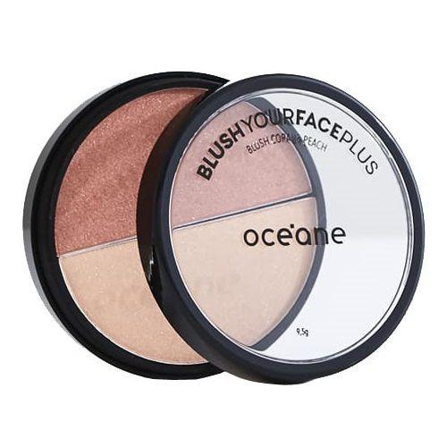 Blush Coral & Peach - Oceane