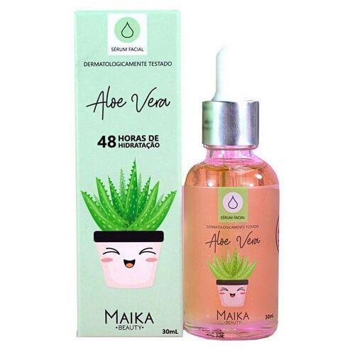 Sérum Facial Aloe Vera - Maika Beauty