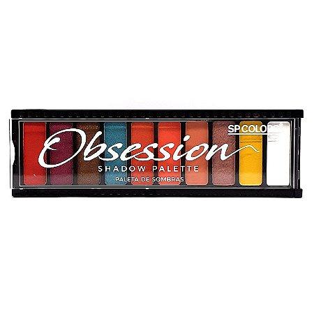 Paleta de sombras Obsession A - SP Colors