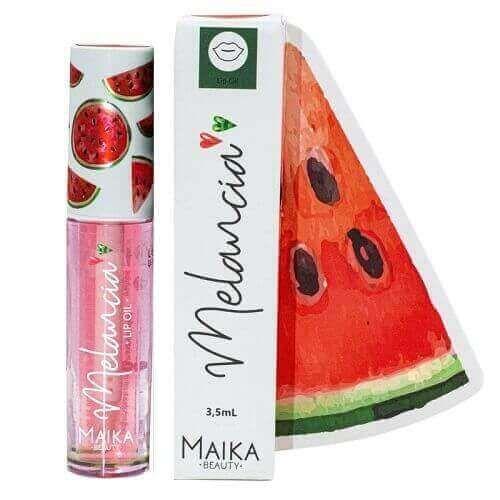 Lip oil Melancia - Maika Beauty