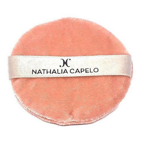 Esponja redonda de veludo - Nath Capelo
