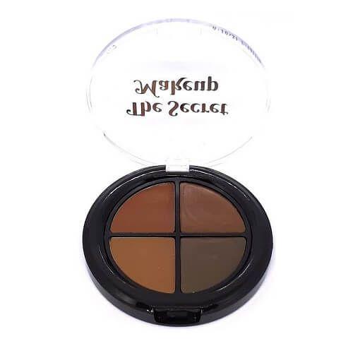 Corretivo de Sobrancelhas Dip Brown - The Secret Makeup