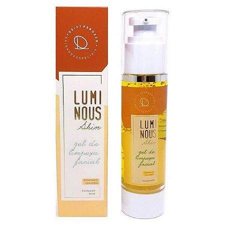 Gel de Limpeza Luminous Skin - Deisy Perozzo