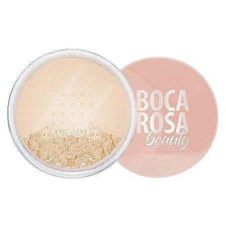 Pó Facial - Boca Rosa Beauty