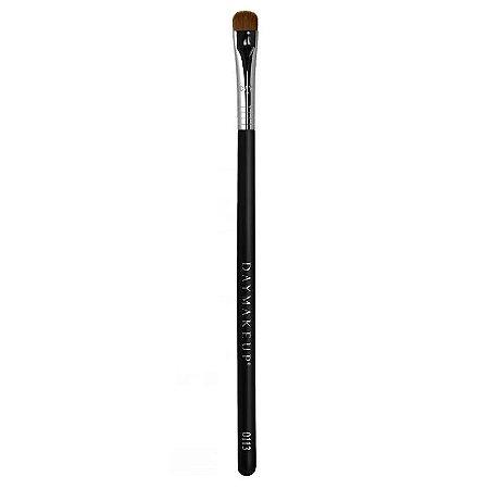 Pincel de alta precisão chato curto O113 - Day Makeup