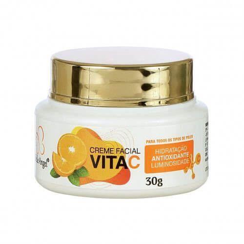 Creme facial vitamina C - Belle Angel