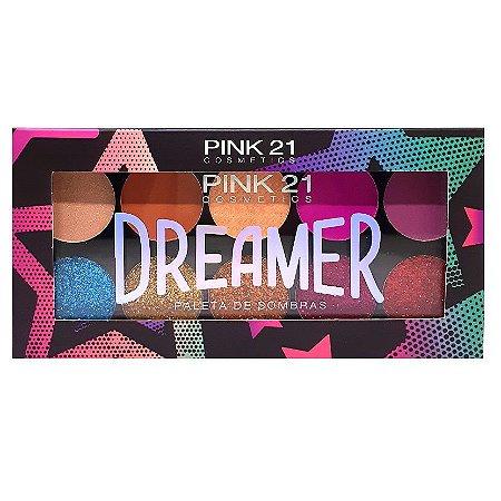 Paleta de sombras Dreamer - Pink 21