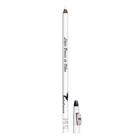 Lápis de olhos Branco - Bella Femme