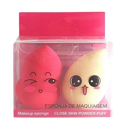 Kit de Esponjas para Maquiagem