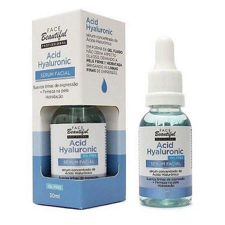 Sérum Facial Acid Hyaluronic - Face Beautiful