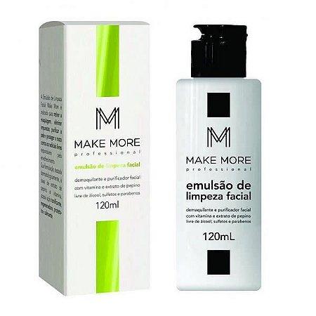 Emulsão de Limpeza Facial - Make More