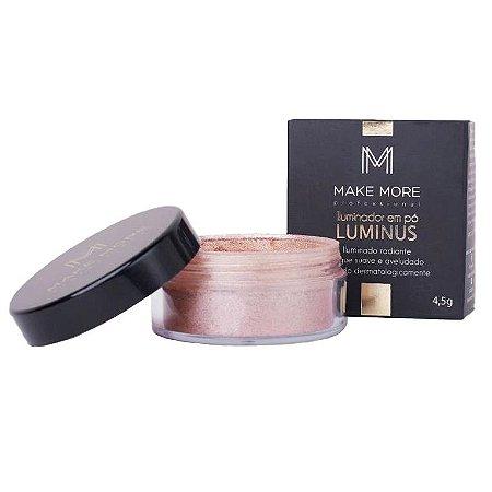 Iluminador em Pó Luminus Radiance - Make More