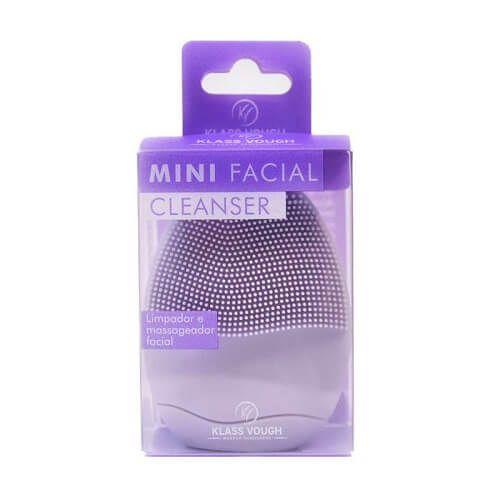 Limpador e massageador facial - Klass Vough