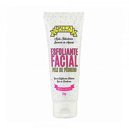 Esfoliante facial Pele de Pêssego - Dalla
