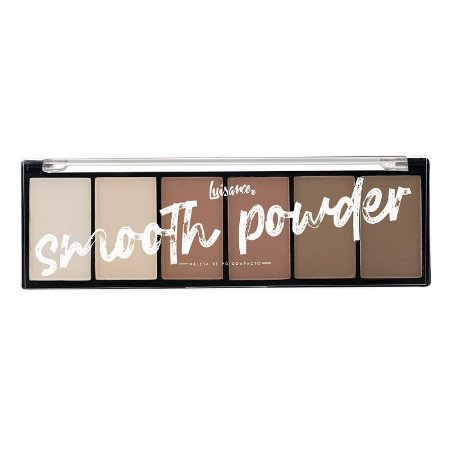 Paleta de pó Smooth Powder - Luisance