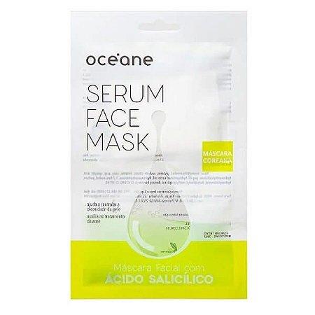 Máscara Facial Ácido Salicílico - Oceane