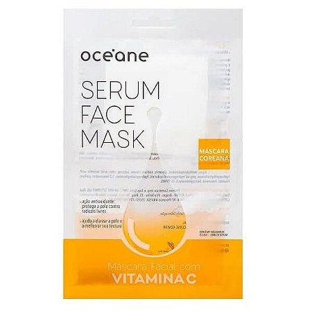 Máscara Facial VItamina C - Oceane