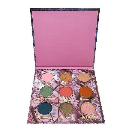 Paleta de sombras Cherry Blossom - Maika