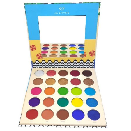 Paleta de sombras Always Beautiful - Jasmyne