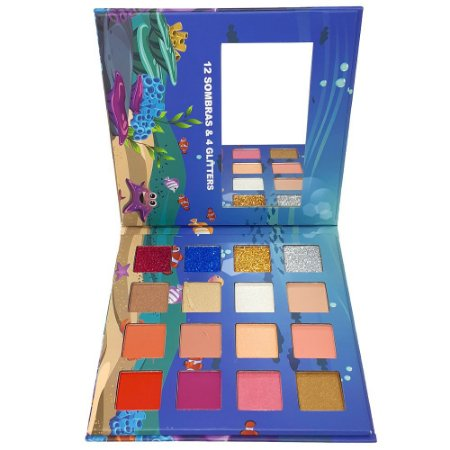 Paleta de sombras Ocean World 1 - Mylife