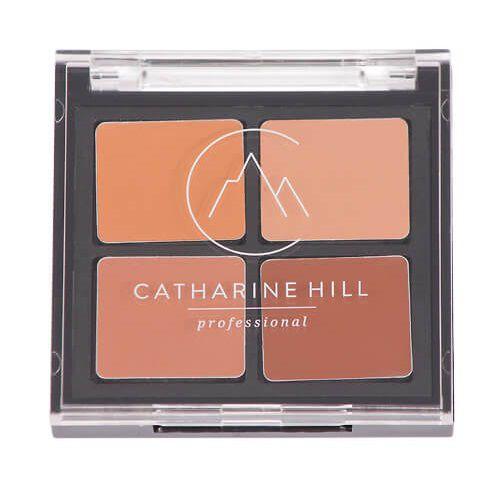 Quarteto de Corretivos cor Pele Escura - Catharine Hill