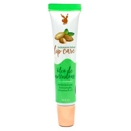Hidratante labial óleo de amêndoas - Playboy