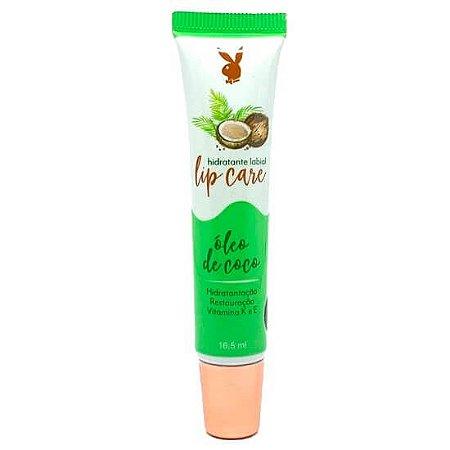 Hidratante labial óleo de coco - Playboy