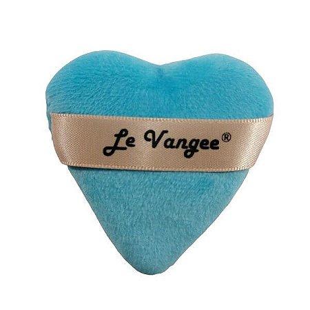 Esponja coração de veludo - Le Vangee