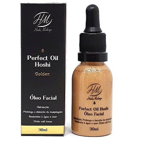 Óleo facial Perfect Oil Golden - Hoshi Makeup