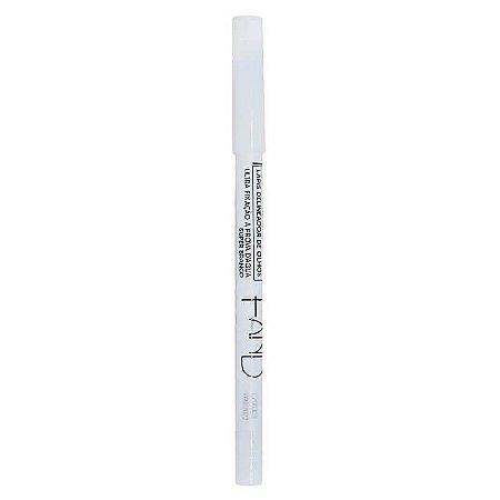 Lápis delineador de olhos Super Branco - Fand