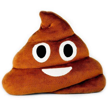 Almofada Emoticon Emoji Oficial Antialérgica Cocozinho Risonho