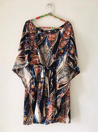 Vestido-Túnica Curto