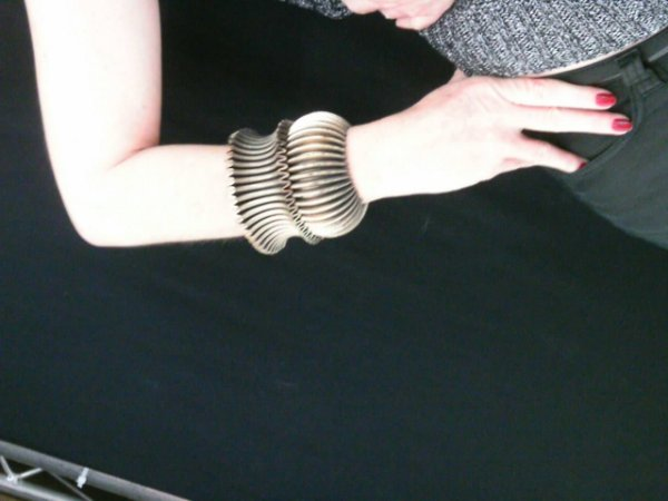 Bracelete Sanfona
