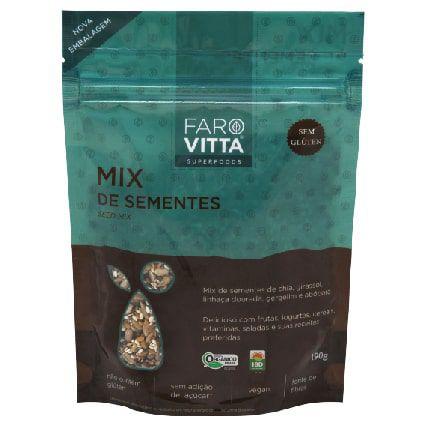 Mix de Sementes Farovitta 190g