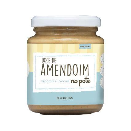 Doce de Amendoim Monama 180g