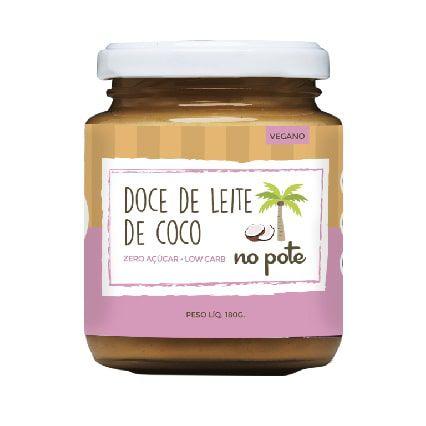 Doce de Leite de Coco Monama 180g