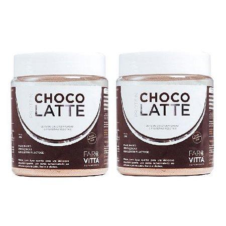 Kit 2 Choco Latte