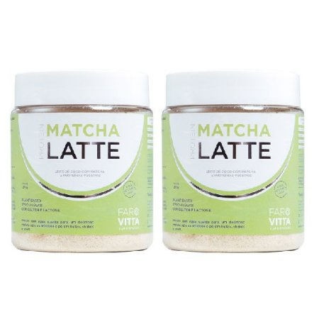 Kit 2 Matcha Latte