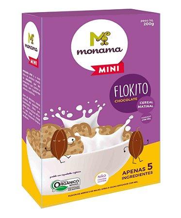 Flokito Cereal Matinal Orgânico Monama Mini 200g
