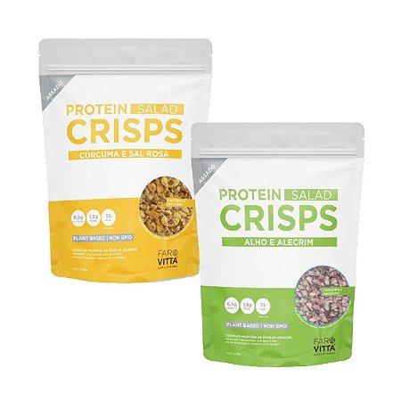 Kit 2 Protein Crisps