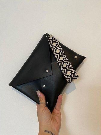 Clutch Envelope Preto