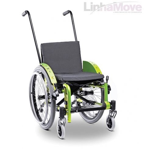 Cadeira de Rodas Ortobras - Mini K