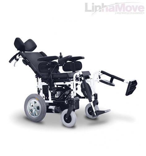 Cadeira de Rodas Motorizada Ortobras - ULX RECLINÁVEL