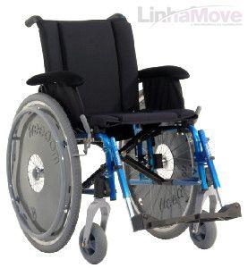 Cadeira de Rodas Freedom - Lumina LM