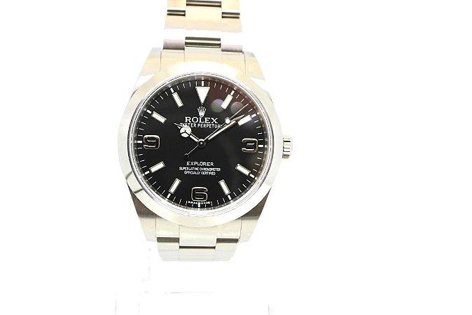 5f74b8d00dd Rolex Explorer Ref 214270